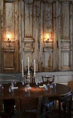 Old English Decorating Ideas | 30 Modern Wall Decor Ideas Recycling Old Wood ... | Decoração de ...