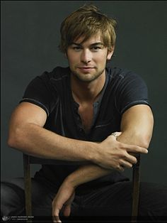 Chace Crawford---Sexiest man alive!