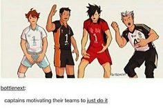 Haikyuu!! - Just do it!