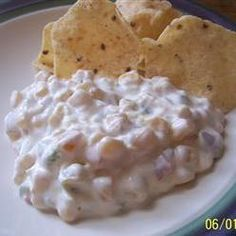 Cheese, Spicy Corn Dip, A Can Of Mexican-Style Corn Adds Texture, Taste And Color To This Standard Southwestern Dip.