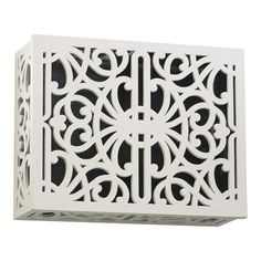 Found it at Wayfair - Surface Mount Door Chime Grill in Studio White