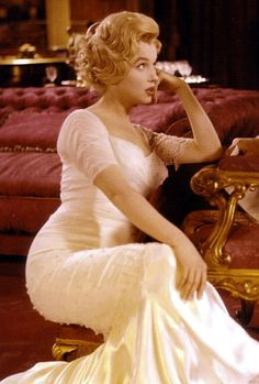 """Monroe as 'Elsie Marina' in """"The Prince and the Showgirl"""