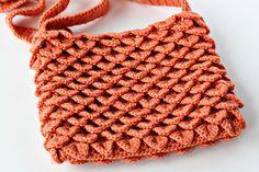 crochet crocodile stitch - crafts ideas - crafts for kids