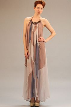 YA Los Angeles maxi dress, available in purple, $59.99!
