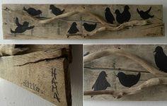 Au fil de l'eau, créations en bois flotté