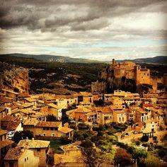 Alquezar (Huesca), España. Foto Felix Arranz.