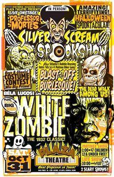 Silver Scream Spookshow