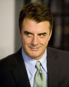 Big (Chris Noth) from Sex In The City - the one guy who can trump Marcus from Boomerang in lessons in style and swag. He's a guy who's been there and done that and just wants to enjoy life and have fun.