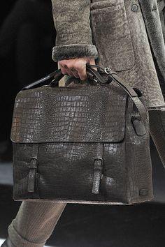 Giorgio Armani Men Bags And Shoes at Giorgio Armani Online Store