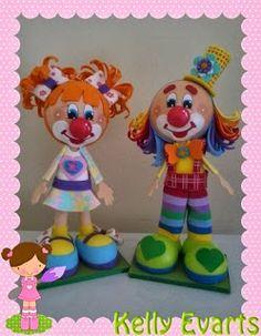 Kelly Evarts: Circo