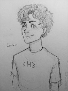 drawing connor drawings sketches boy zeichnen drawn desenhos easy razzle dazzle anon pencil menschen him boys realized asked cartoon never