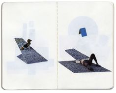 Mark Searcy |#Collage #Book #sketchbook