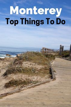 Find the best things to do in Monterey, California. Avoid the tourist traps and find everything including hotels, restaurants and activities.