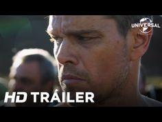 Llega el primer tráiler de #JasonBourne la nueva película de Bourne y está en CASTELLANO! A disfrutar!