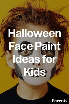 Whether your kid wants to be a dog, skeleton, or tiger, these face paint Halloween ideas will take their costume to the next level. Our easy-to-follow instructions will guide you through every step of the painting process. #facepaint #halloweenpaint