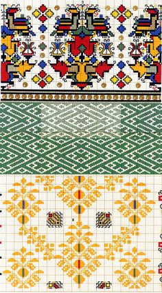 FolkCostume&Embroidery: Embroidery of Zastawna county, Cherniwtsi oblast…