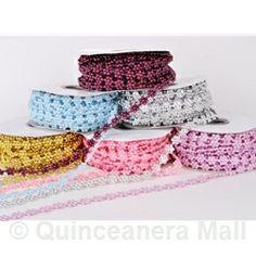 Quinceanera Ribbon #RIB5