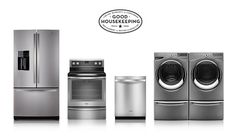 Check out how many Whirlpool appliances earned the Good Housekeeping Seal! All available at Direct Buy