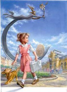 Marlier Illustration Photo, Illustrations, Marcel, 1970s Childhood, Kid Poses, Dogs And Kids, Colour Images, Types Of Art, Vintage Children