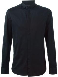 Emporio Armani Classic Shirt - Giulio - Farfetch.com