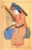 نتيجة بحث الصور عن music in ottoman miniature