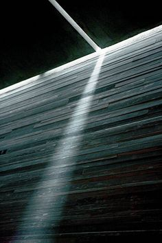 Thermes de Vals by Peter Zumthor.                                                                                                                                                                                 Plus