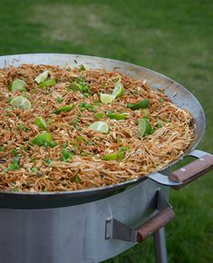 Asian Recipes, Ethnic Recipes, Apple Cake, Fish And Chips, Wok, Paella, Fried Rice, Food And Drink, Pizza