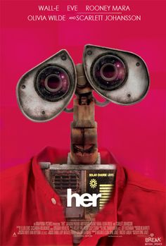 Her x Wall-E