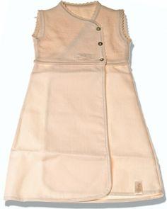 NaturaPura Φόρεμα Unisex για Νεογέννητο
