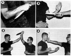 Combat Knife Training