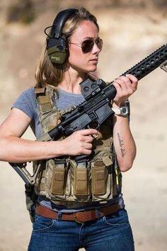 Girls and Guns - Rgrips.com