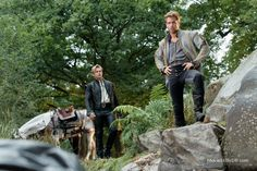 Into the Woods - the Agony-duetto of Chris Pine & Billy Magnussen was one of the funniest scenes of the movie. Which was much darker than I had anticipated