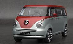 """""""Revival"""": El regreso de la histórica furgoneta de Volkswagen   Buena Vibra"""