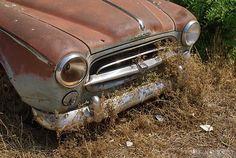 rusty car - Google Search