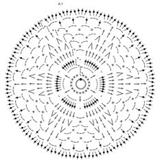 """Janis - Gehaakte DROPS trui, wordt in een vierkant gehaakt met trompetmouwen en kantpatroon van """"Paris"""". Maat: S - XXXL. - Free pattern by DROPS Design"""