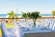 If you want special Cretan wedding, Minoa Palace Resort in Crete, Greece is the ideal location. Wedding Events, Weddings, Crete, Big Day, Palace, Dreaming Of You, Table Decorations, Luxury, Anxiety