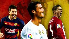 La Liga 2016-17 – Will it be Barcelona, Real Madrid or Atletico that wins the…