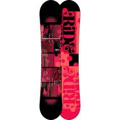 Ride Compact Snowboard - Women\\\'s