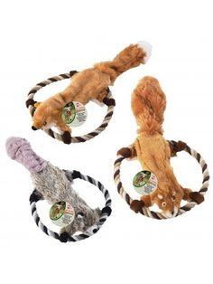 Martha Stewart Rabbit Dog Toy