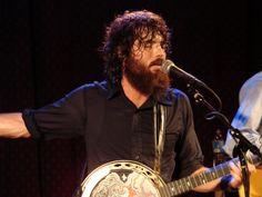 Scott Avett - wow. what a beard.