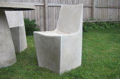 Stone Dining Chair http://zacharyadesign.com/stone-dining-chair