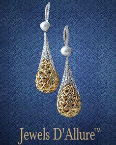 Chandelier Earrings, Crystal Earrings, Diamond Earrings, New Jewellery Design, Men's Jewellery, Designer Jewellery, Fashion Jewellery, Diamond Jewelry, Gold Jewelry