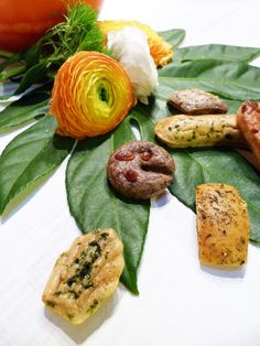 Mignardises apéritives aux saveurs de plats mijotés aux vins de Loire