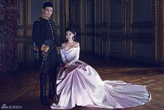 まさに美男美女♡アンジェラベイビーの「推定38億円」の結婚式が豪華すぎてもはや絶句!にて紹介している画像