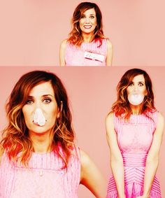 kristen wiig is one of the funniest people! I love the penelope videos and bridesmaids and anything else she is in on SNL.