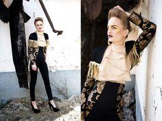 Bullfighting Fashion Jackets Clothes
