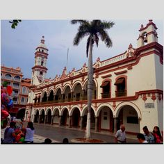 Zocalo, Veracruz, Mexico