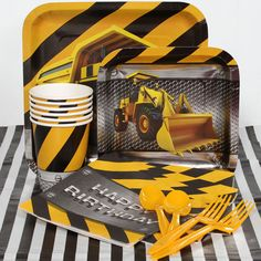 Construction Zone Fun Pack for 8