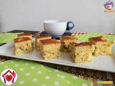 Dolce con banane e mango  #ricette #food #recipes