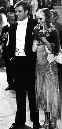 Il Grande Gatsby   Robert Redford, Mia Farrow, 1974  © Everett Collection